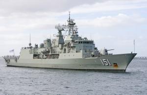 HMAS Arunta (II)