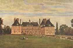 Jean-Baptiste-Camille_Corot_-_Château_de_Rosny
