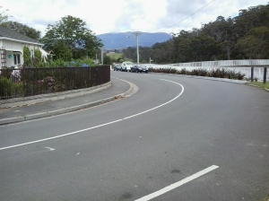 end of Kingston beach road