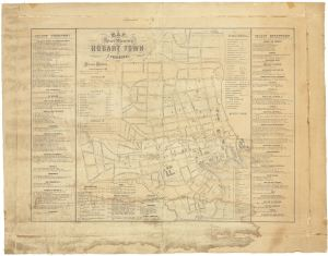 Map_and_select_directory_of_Hobart_Town