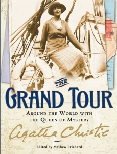 Grand Tour Agatha Christie bookcover