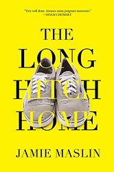 The Long Hitch Home Jamie Maslin book cover