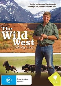 Ray Mears and Wild West DVD cover
