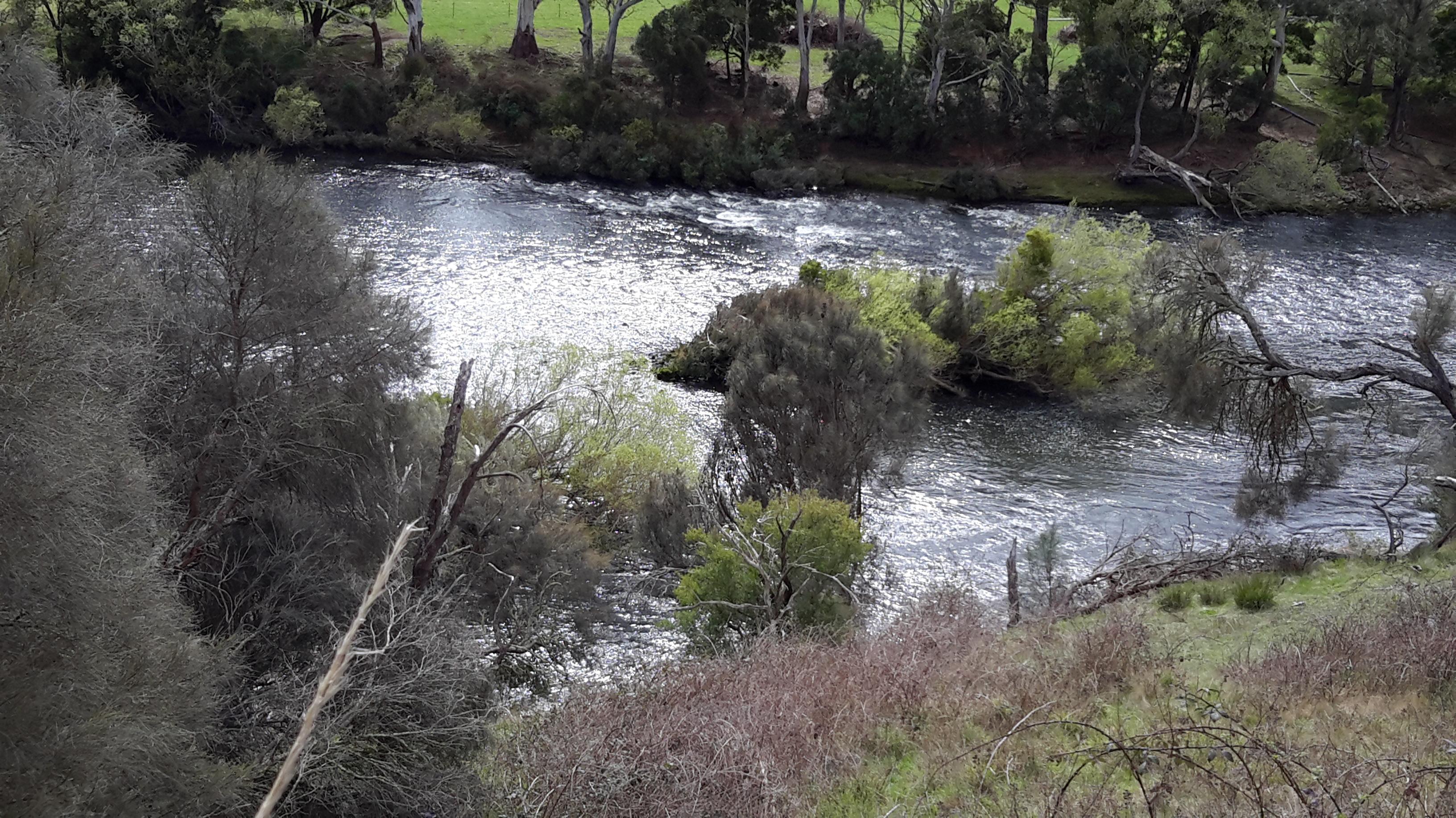 Water Treatment Plant Walking The Derwent River