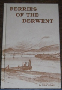 Ferries of the Derwent by Dave OMay book cover