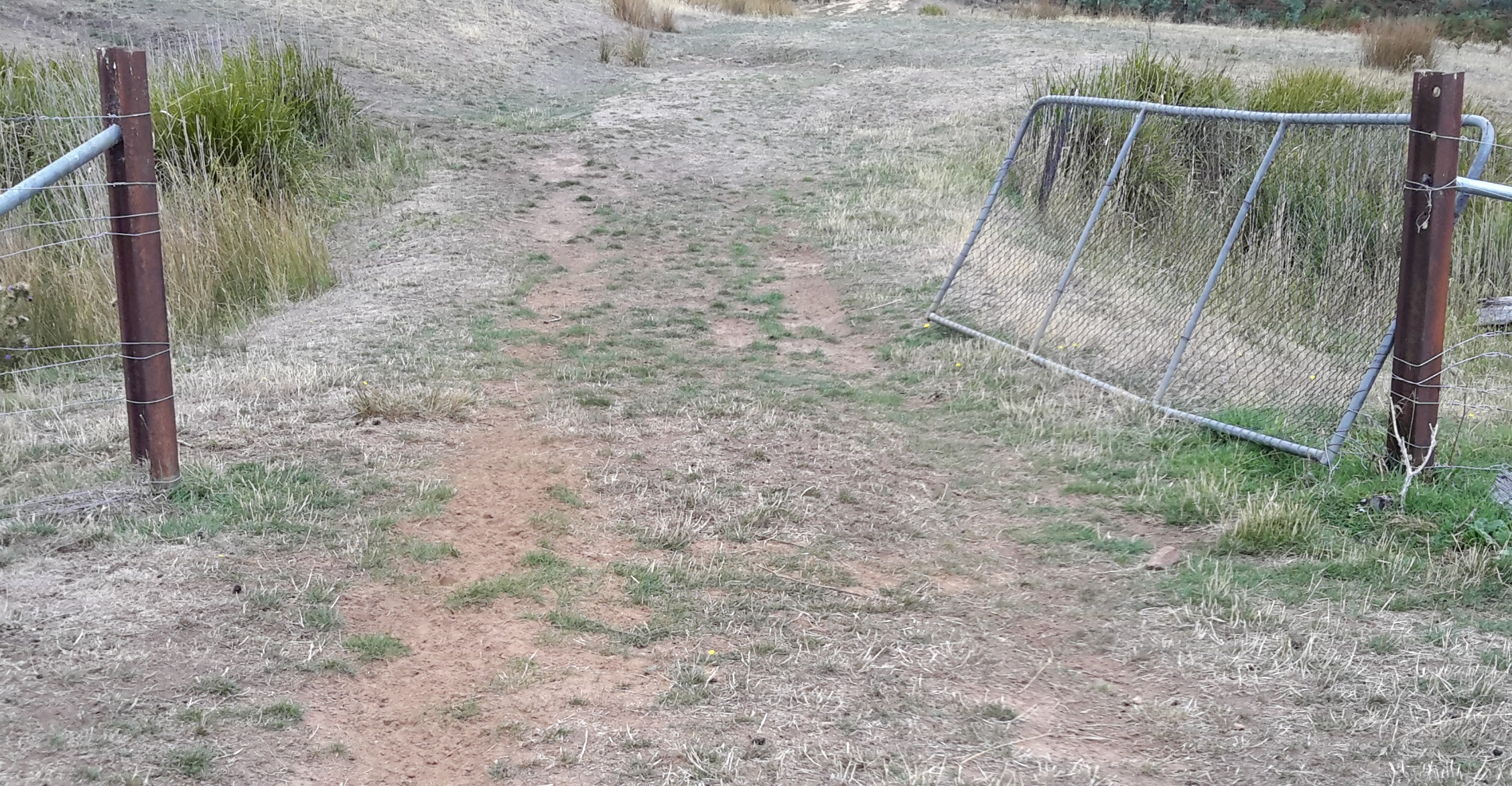 Gates – the preferred type | Walking the Derwent River